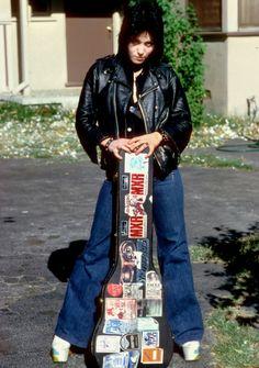 Joan Jett, 1977.