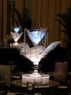 Great Gatsby Prom Dinner