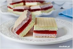 Archiwa: Bez pieczenia - Page 3 of 24 - I Love Bake Polish Recipes, Polish Food, Homemade Cakes, No Bake Desserts, Vanilla Cake, Oreo, Birthday Parties, Sandwiches, Bakery