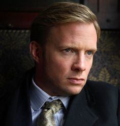 Rupert Penry Jones - my choice for the psychiatrist Dr. Jeffrey Garth