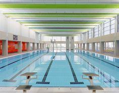Gallery of Swimming-Hall in Gotha / Veauthier Meyer Architekten - 13