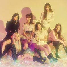 Top 10 Most Popular K-pop Girl Bands in 2019 Kpop Girl Groups, Korean Girl Groups, Kpop Girls, K Pop, Pop Kpop, Rapper, Kpop Girl Bands, Fanart, Yuehua Entertainment