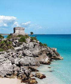 Tulum, Mexico. Love this place. One of the places we visited on our honeymoon.