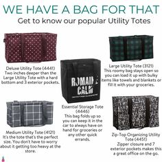 Thirty One Uses, Thirty One Fall, Thirty One Party, Thirty One Gifts, Thirty One Utility Tote, Organizing Utility Tote, Large Utility Tote, Interactive Facebook Posts, Shopping Totes