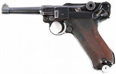 WWII German Luger - I want this pistol more than any other....me and a million or so other gun enthusiasts.