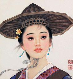 Wang Meifang http://en.artkoo.net/painter.asp?page=2=wangmeifang