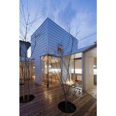 空をつつむ家 | Works | acaa | 建築研究所