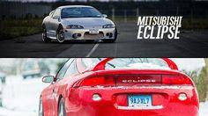 Mitsubishi Eclipse: o cupê dos anos 90 que se tornou ícone da cultura import
