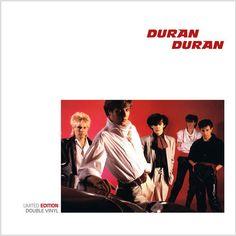 Duran Duran - Duran Duran on Limited Edition 180g Vinyl 2LP