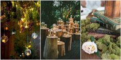 20  Enchanted Forest Wedding Themed Ideas