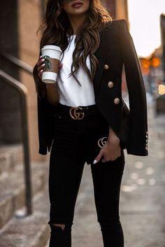 My Top 10 Investment Pieces Worth The Splurge - Mia Mia Mine, Blazer kombinieren. - Travel Outfits - - My Top 10 Investment Pieces Worth The Splurge – Mia Mia Mine, Blazer kombinieren… – Source by karajoeline Casual Work Outfits, Business Casual Outfits, Professional Outfits, Mode Outfits, Stylish Outfits, Fall Outfits, Fashion Outfits, Womens Fashion, Office Outfits