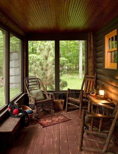 Rush Lake Cabin by Michelle Fries, BeDe Design