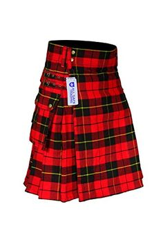Scottish Highland Games, Scottish Clothing, Scottish Man, Utility Kilt, Tartan Fabric, Formal Wedding, Best Sellers, Skater Skirt, Fashion Brands