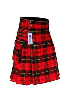 Scottish Highland Games, Scottish Clothing, Scottish Man, Utility Kilt, Tartan Fabric, Halloween 2017, Formal Wedding, Best Sellers, Skater Skirt