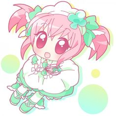 Hinamori Amu~Amulet Clover