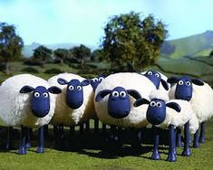 Shaun the Sheep Wordless video clips - great for inferring, social cognition, storymap, etc.