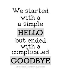 Goodbye Quotes | Image Result For Goodbye Quotes Quotes Past Quotes Goodbye