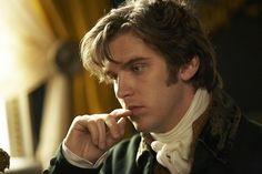 Dan Stevens as Edward Ferrars in Sense and Sensibility (TV mini-series, 2008).