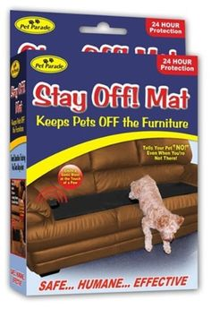 Stay Off Mat by Pet Parade, http://www.amazon.com/dp/B004K9SIQU/ref=cm_sw_r_pi_dp_SYBdrb0W6HCEG