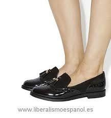 Resultado de imagen para loafers mujer