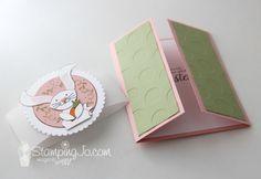 Handmade Easter card