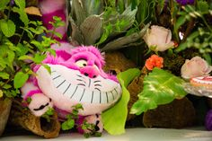 Cheshire Cat in an Alice in Wonderland themed #birthday! #aliceinwonderland