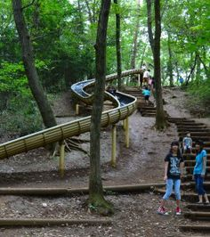 Obstacle Course Park – Noyama Kita