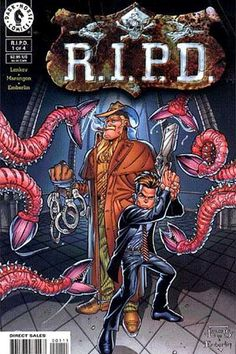 Ah, this must be the infamous comic book I heard about? Definitely loved the movie version!