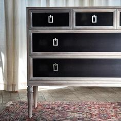 Dresser no. Seventeen - dressers chests and bedroom armoires - new york - The New Traditionalists