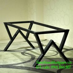 Competitive Price Wholesale Iron Black Metal Bench Legs For Sale - Welded Furniture, Iron Furniture, Steel Furniture, Furniture Legs, Industrial Furniture, Furniture Projects, Table Furniture, Furniture Design, Furniture Showroom