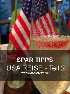 In zwei Blogposts teilen wir unsere USA Reise Tipps mit euch. Geld sparen und einen tollen Urlaub haben!