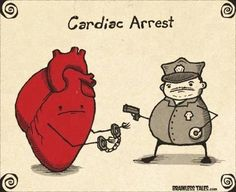 Cardiac Arrest , cute!