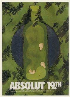 Menudo filón los de Absolut con su publicidad año tras año. ¡Pero siempre consiguen sorprendernos!