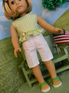 doll clothes American Girl doll clothes 18 inch by SewCuteJune