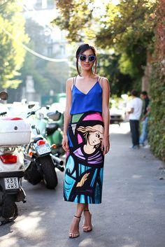 70 Bellissima Milan Street-Style Shots #refinery29  http://www.refinery29.com/54070#slide-10  Holy chic! It's Nicole Warne!