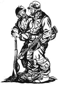 82 best wwii humor images bill mauldin world war two bill o brien 1945 Willys Military Jeep bill mauldin stock character american soldiers warfare world war two cartoon art ww2 ic art military