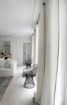 Astounding Tips: Ikea Curtains Lill bathroom curtains bathtub. Ikea Curtains, Boho Curtains, Curtains Living, White Curtains, Short Curtains, Bedroom Curtains, Colorful Curtains, Sewing Curtains, Patterned Curtains