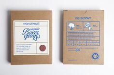 Indigenous Boxer Pack on Packaging of the World - Creative Package Design Gallery