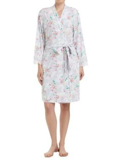 #relaxwithsussan Sussan - Sleepwear - White Romance - Floral gown
