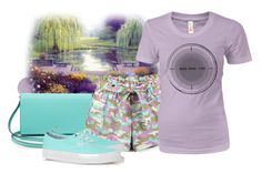 T-Shirt by samketina on Polyvore featuring polyvore, fashion, style, Vans and Kate Spade