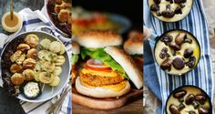 Veganuary: 10 vegan recipes to detox! Vegan Bolognese, Vegan Brownie, Chickpea Curry, Green Curry, Vegan Burgers, Detox Your Body, Egg Free, 3 Ingredients, Holiday Recipes