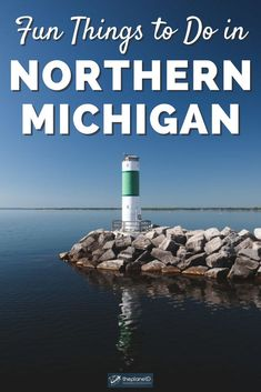 The coolest things to do in northern Michigan. There are so many things to do in northern Michigan to fill up your summer. | Blog by the Planet D | #Travel #Michigan | michigan travel | michigan road trip | michigan bucket list | michigan travel destinations | michigan summer travel | upper michigan travel Usa Travel Guide, Travel Advice, Travel Guides, Travel Tips, Road Trip Adventure, Adventure Awaits, Summer Travel, Travel Usa, Us Destinations