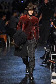 Jean Paul Gaultier Men's A/W '12