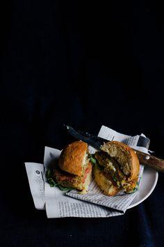 petelinskov: The veggie burger of my dreams