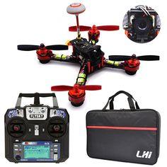 Quadcopter GX210 F3 RC drone avec caméra professionnel