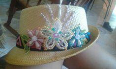 Sombrero con tembleque $35.00