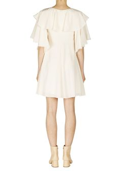 4f9cc4454 A white dress from Chloé available at luxury Womenswear boutique Shari's  Place Luxury Fashion, Chloe