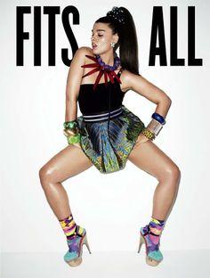 V Magazine - One Size Fits All
