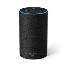 Echo Generation) - Smart speaker with Alexa and Dolby processing - Charcoal Fabric Alexa App, Alexa Echo, Echo Echo, Mac Os, Amazon Echo, Smartphone, Apple Tv, Alexa Compatible Devices, Fritz Box