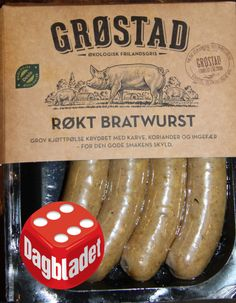 Dagbladets pølseeksperter har funnet sin sommer-favoritt. Bratwurst, Sausage, Meat, Food, Cilantro, Sausages, Essen, Meals, Yemek